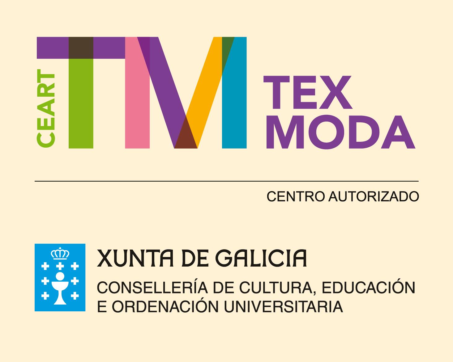 Texmoda, único Centro autorizado por Educación de la Xunta de Galicia